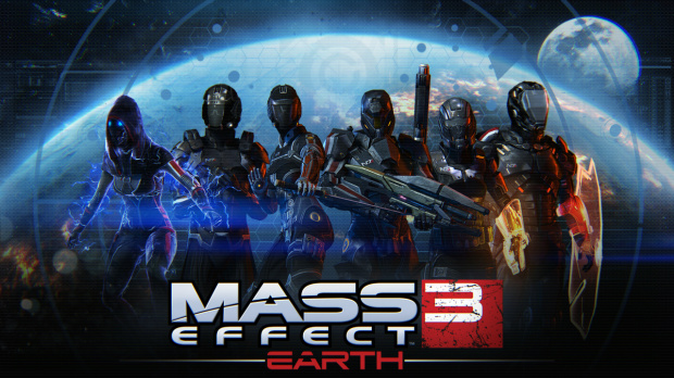 Mass Effect 3 Earth disponible