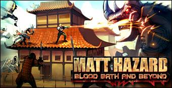 Matt Hazard : Blood Bath and Beyond