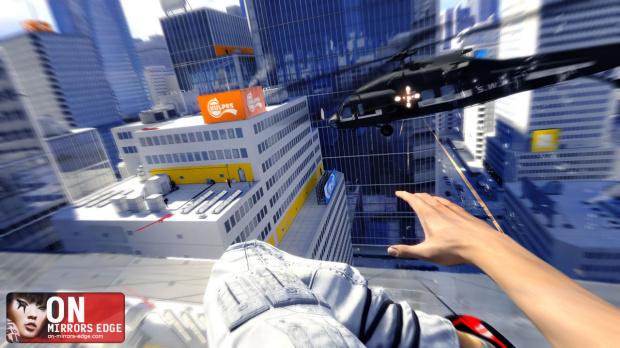 """""""Mirror's Edge 2 est en développement"""""""