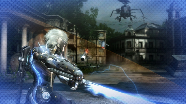 La démo de Metal Gear Rising avec ZOE HD Collection