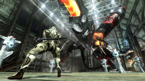 De la préquelle pour les DLC de Metal Gear Rising Revengeance