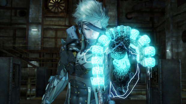 E3 2010 : Metal Gear Solid - Rising en une image