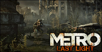 Metro : Last Light - E3 2011