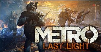 Metro Last Light - E3 2012