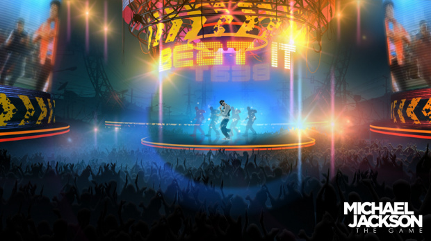 E3 2010 : Ubisoft signe Michael Jackson