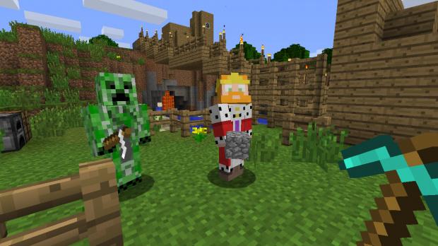 4 millions de Minecraft sur Xbox 360