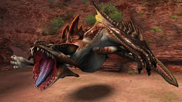 Monster Hunter Frontier G sur Wii U et PS3