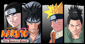 Naruto : The Broken Bond