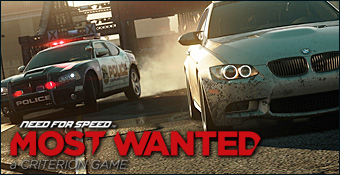 Need for Speed : Most Wanted - E3 2012