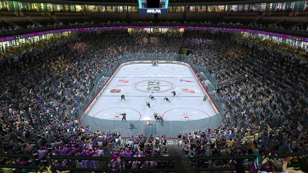 "NHL 2K6 : ""palet"" du tout"