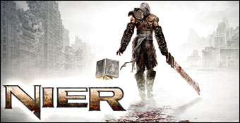 Nier, Xbox 360 Cover   Free Covers