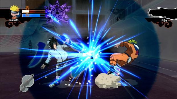Naruto : Rise Of A Ninja - les voix japonaises