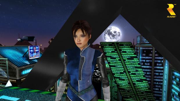 Perfect Dark daté sur Xbox Live
