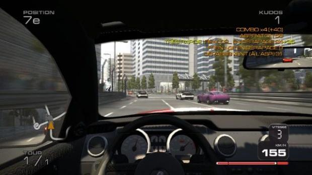 Project Gotham Racing 3 se fait livrer des Cadillac