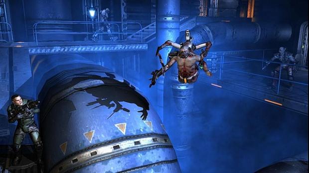 Quake 4 en images sur Xbox 360
