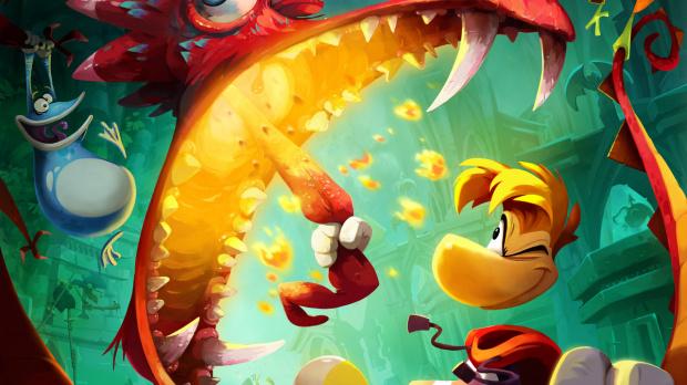 Rayman Legends annoncé sur consoles next-gen