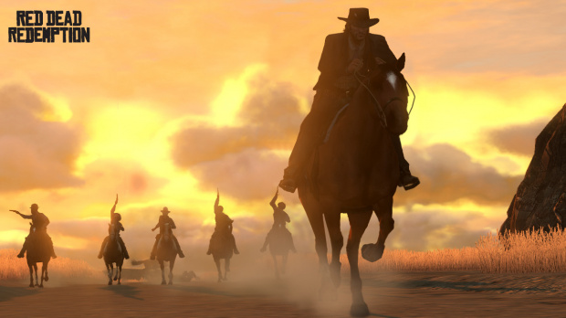 Red Dead Redemption repoussé