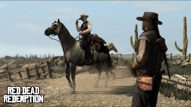 Un premier patch pour Red Dead Redemption sur 360