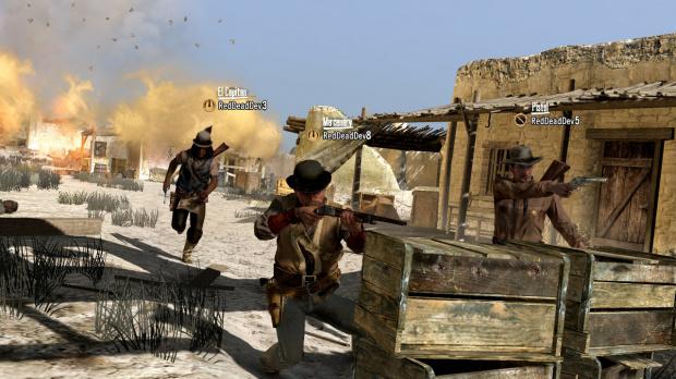 4 nouveaux DLC Red Dead Redemption