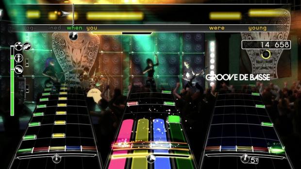 Nine Inch Nails dans Rock Band