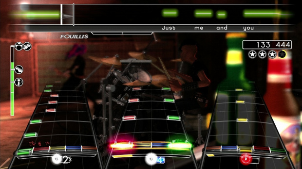 Harmonix sonde le futur de Rock Band