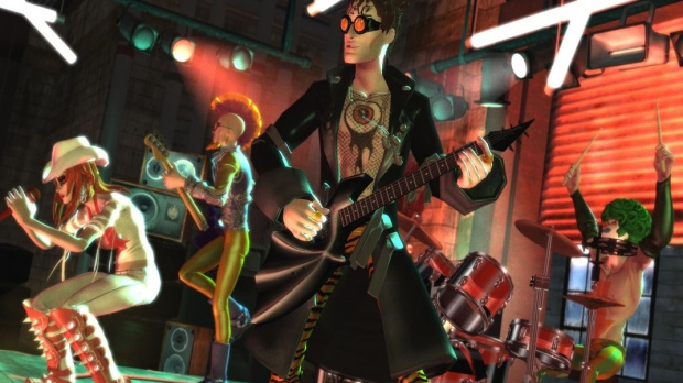 Un milliard de dollars pour Rock Band aux Etats-Unis