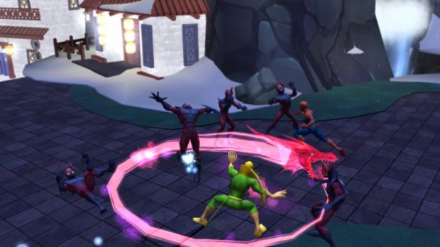 E3 2007 : Spiderman se fait des amis