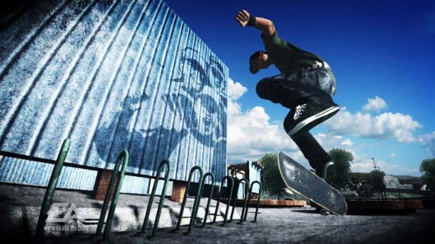 Images : Skate, toujours aussi frimeur