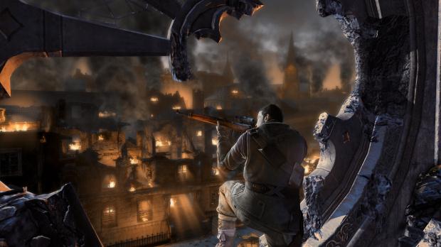 Sniper Elite V2 en démo sur le Xbox Live