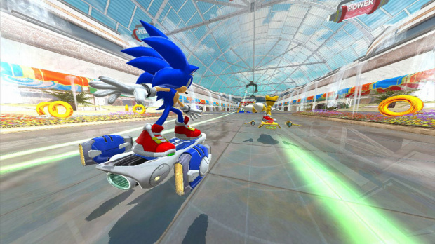 Images de Sonic Free Riders