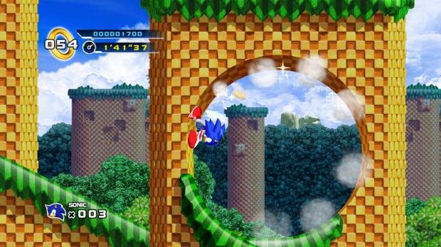 Sonic en promo sur le Xbox Live