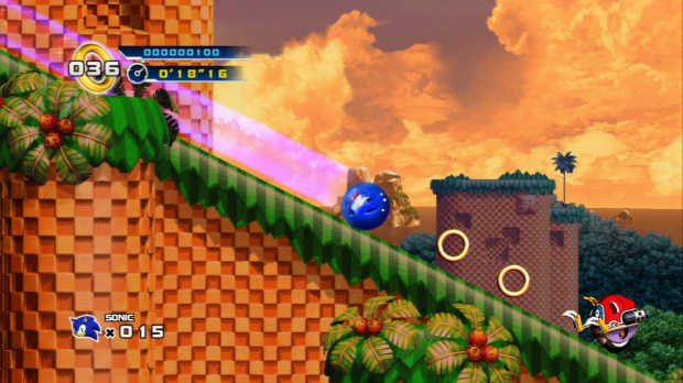 Des infos sur Sonic the Hedgehog 4 : Episode 2