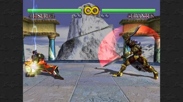 SoulCalibur HD disponible ce mercredi