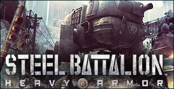 Steel Battalion : Heavy Armor