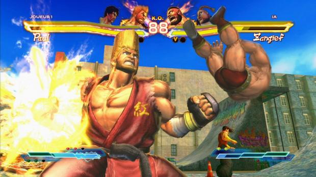 Street Fighter X Tekken mis à jour le 16 mai
