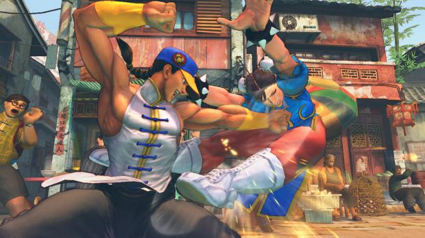 L'Arcade Edition de Super Street Fighter IV disponible en DLC