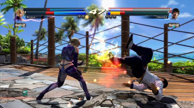 Tekken Tag Tournament 2 en version digitale