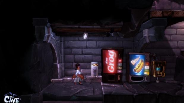 The Cave également sur Wii U