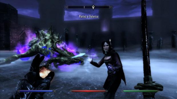 Skyrim Dawnguard : Rien à dire sur les versions PC et PS3