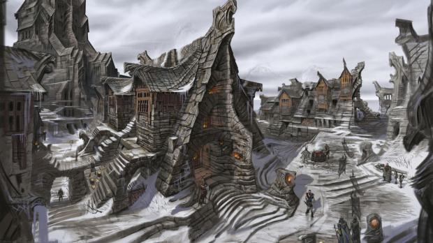 Un patch et des DLC pour Skyrim