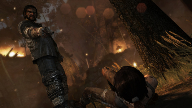 GC 2012 : Images de Tomb Raider