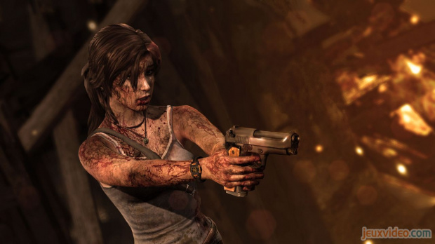 Pas de démo de Tomb Raider