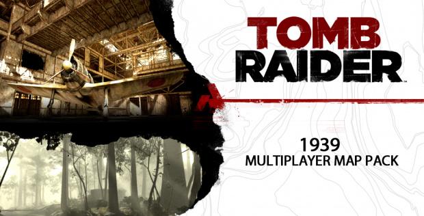 Tomb Raider : Le pack multijoueur 1939 est disponible