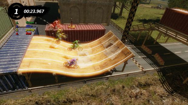 Trials Evolution sur PC en 2013
