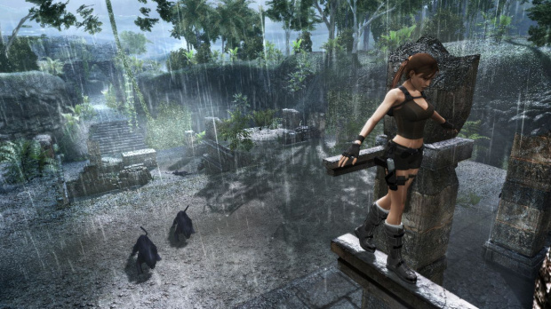 Images : Tomb Raider Underworld