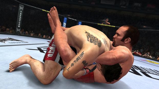 UFC 2010 Undisputed : bientôt la démo