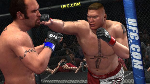 THQ signe l'UFC jusqu'en 2018