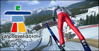 Vancouver 2010 : Le Jeu Vidéo Officiel des Jeux Olympiques - GC 2009