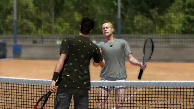 Virtua tennis 4 baisse de prix actualit s for Ravi s bains md