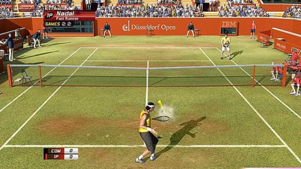TGS 2006 : Virtua Tennis 3